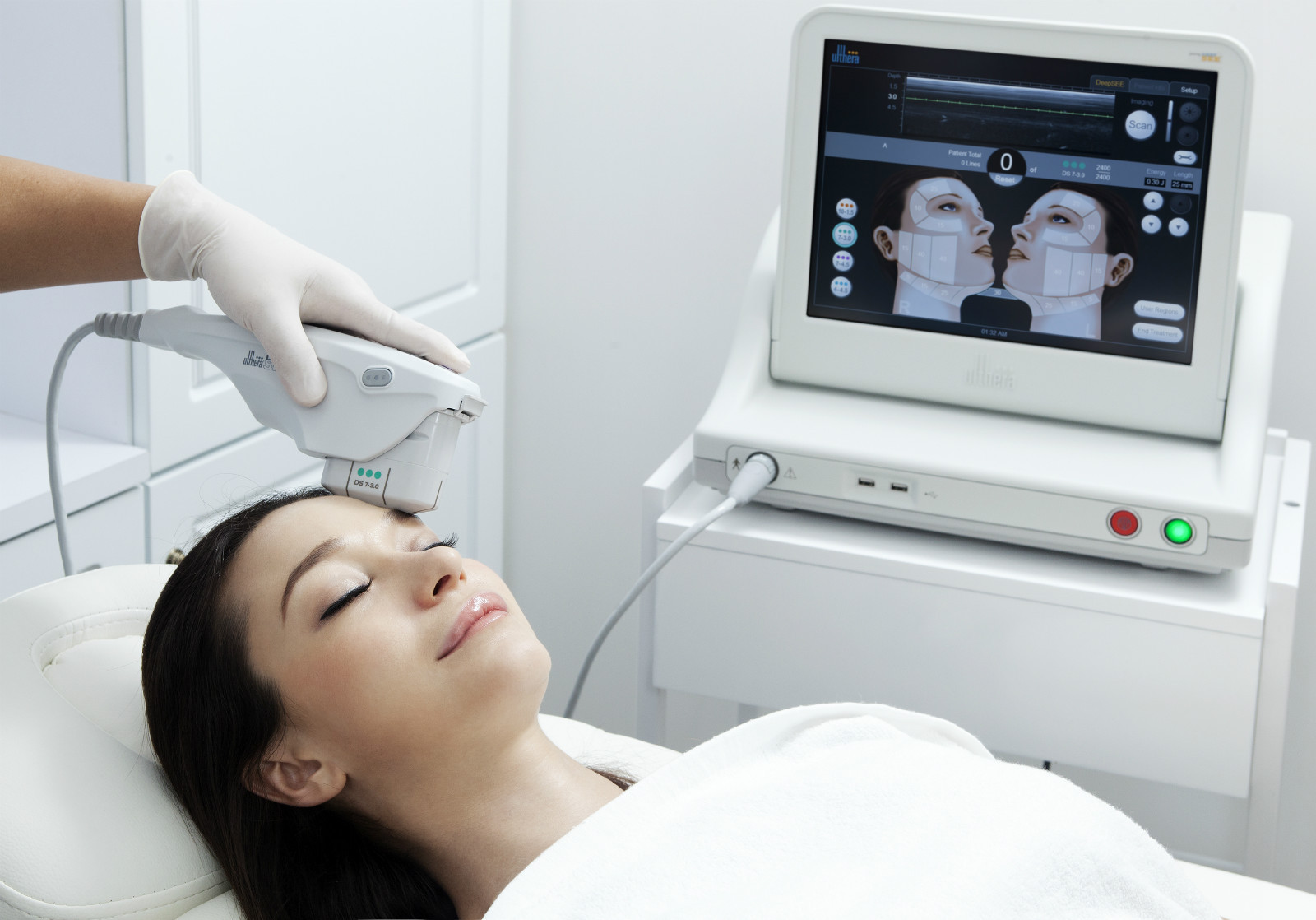 best non surgical face lift machine